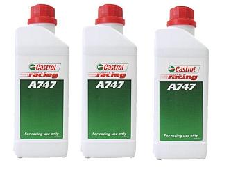 Castrol A747 racing oil